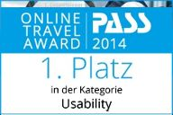 Online Travel Award